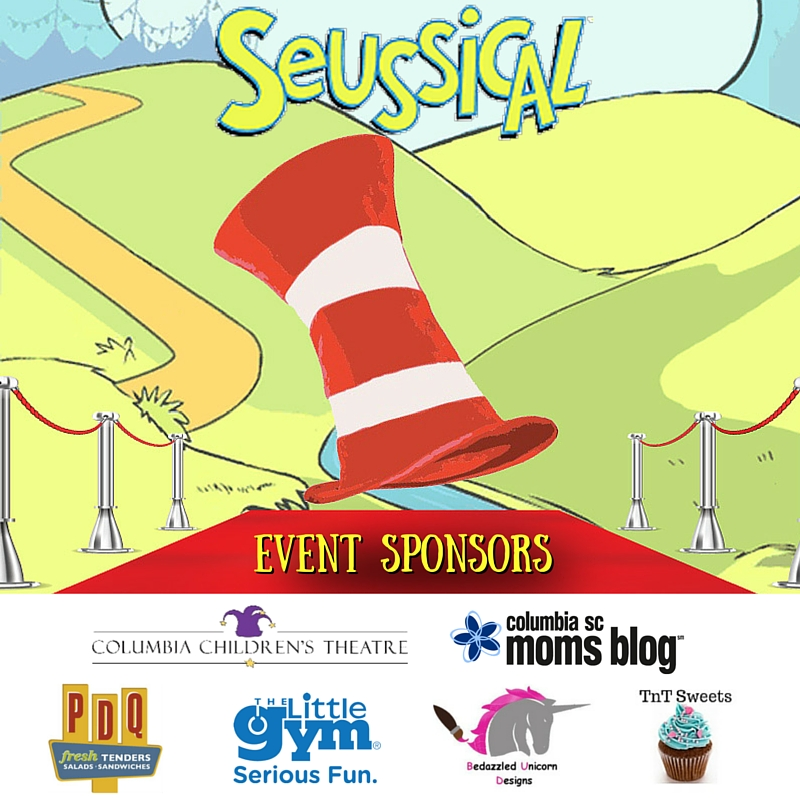 Seussical Event Sponsors - Columbia SC Moms Blog