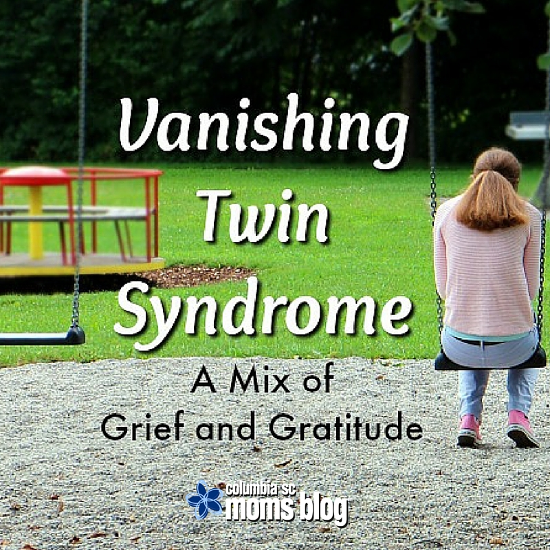 Vanishing Twin Syndrome - Columbia SC Moms Blog