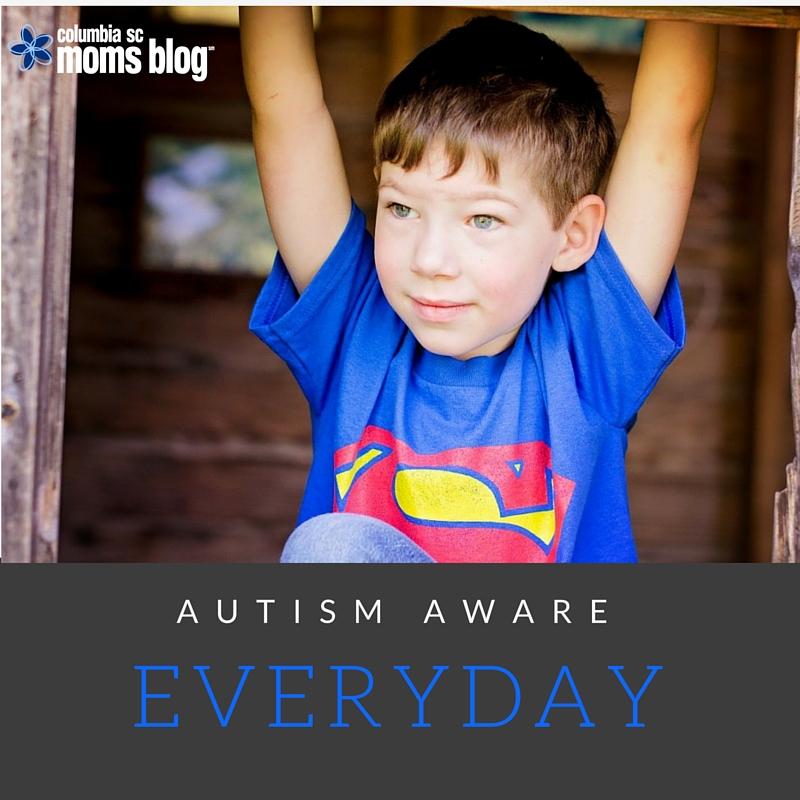 Autism Aware Everyday - Columbia SC Moms Blog