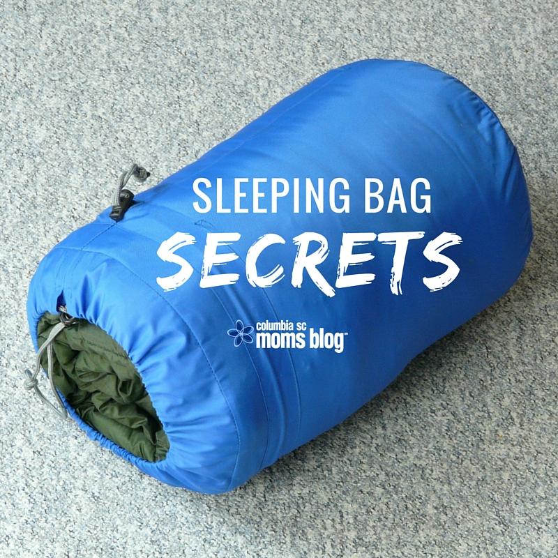Sleeping Bag Secrets - Columbia SC Moms Blog