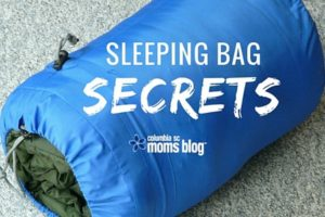 sleeping bag secrets