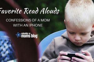 Favorite Read Alouds on my iphone - Columbia SC moms Blog