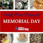 Family Picnic Recipes For Memorial Day