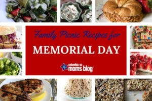Family Picnic Recipes For Memorial Day - Columbia SC Moms Blog