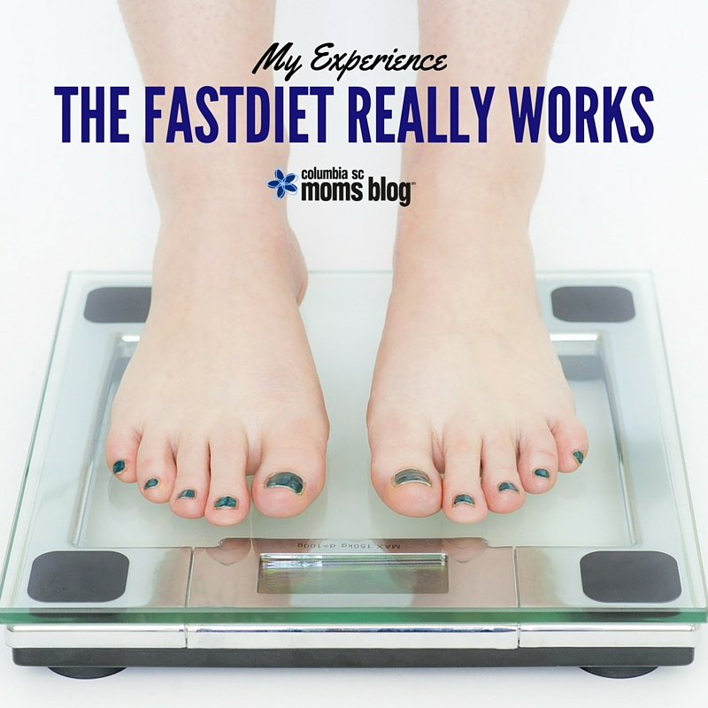 My Experience - The FastDiet Really Works - Columbia SC Moms Blog