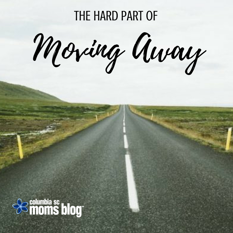 The Hard Part of Moving Away