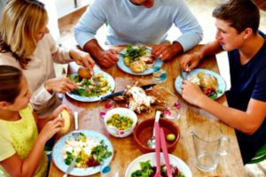 Quick and healthy family dinners