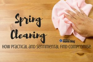 Spring Cleaning :: How Practical and Sentimental Find Compromise - Columbia SC Moms Blog