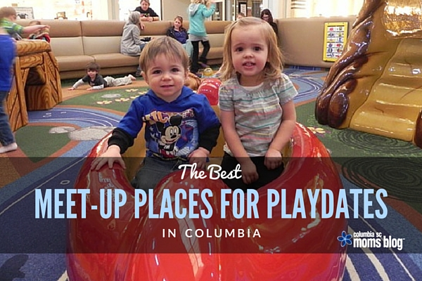 The Best Meet-Up Places for Playdates in Columbia - Columbia SC Moms Blog