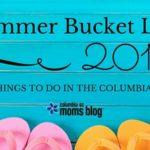 The Ultimate Columbia Summer Bucket List :: 100+ Activities to Make Summer Fun!