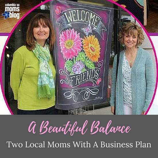 A Beautiful Balance - Two Local Moms With A Business Plan - Columbia SC Moms Blog