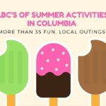 ABC's of Summer Activities in Columbia