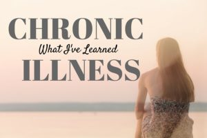 chronic illness lessons
