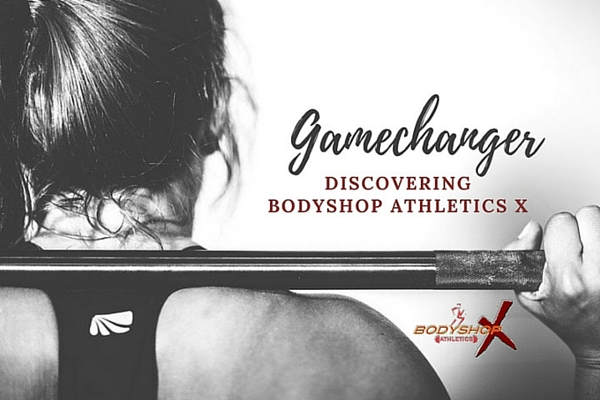 Gamechanger - Discovering Bodyshop Athletics X and Meeting Fitness Goals with Family- Columbia SC Moms Blog