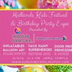 Family-Friendly Fun! Midlands Kids Festival & Birthday Party Expo
