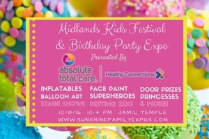 Midlands Kids Festival & Birthday Party Expo - Columbia SC Moms Blog