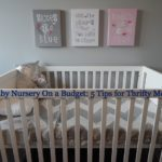Baby Nursery on a Budget :: 5 Tips for Thrifty Moms