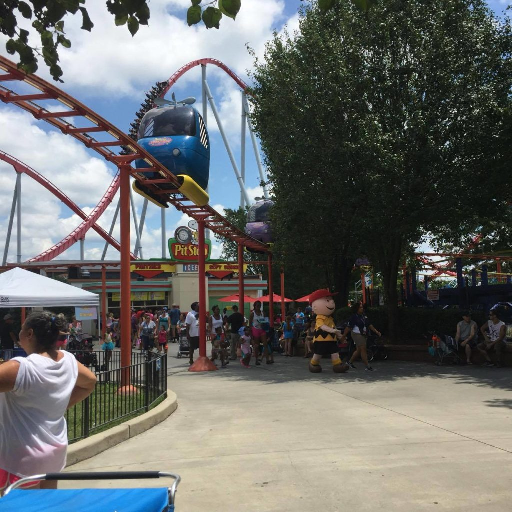 Planet Snoopy - Carowinds - Columbia SC Moms Blog