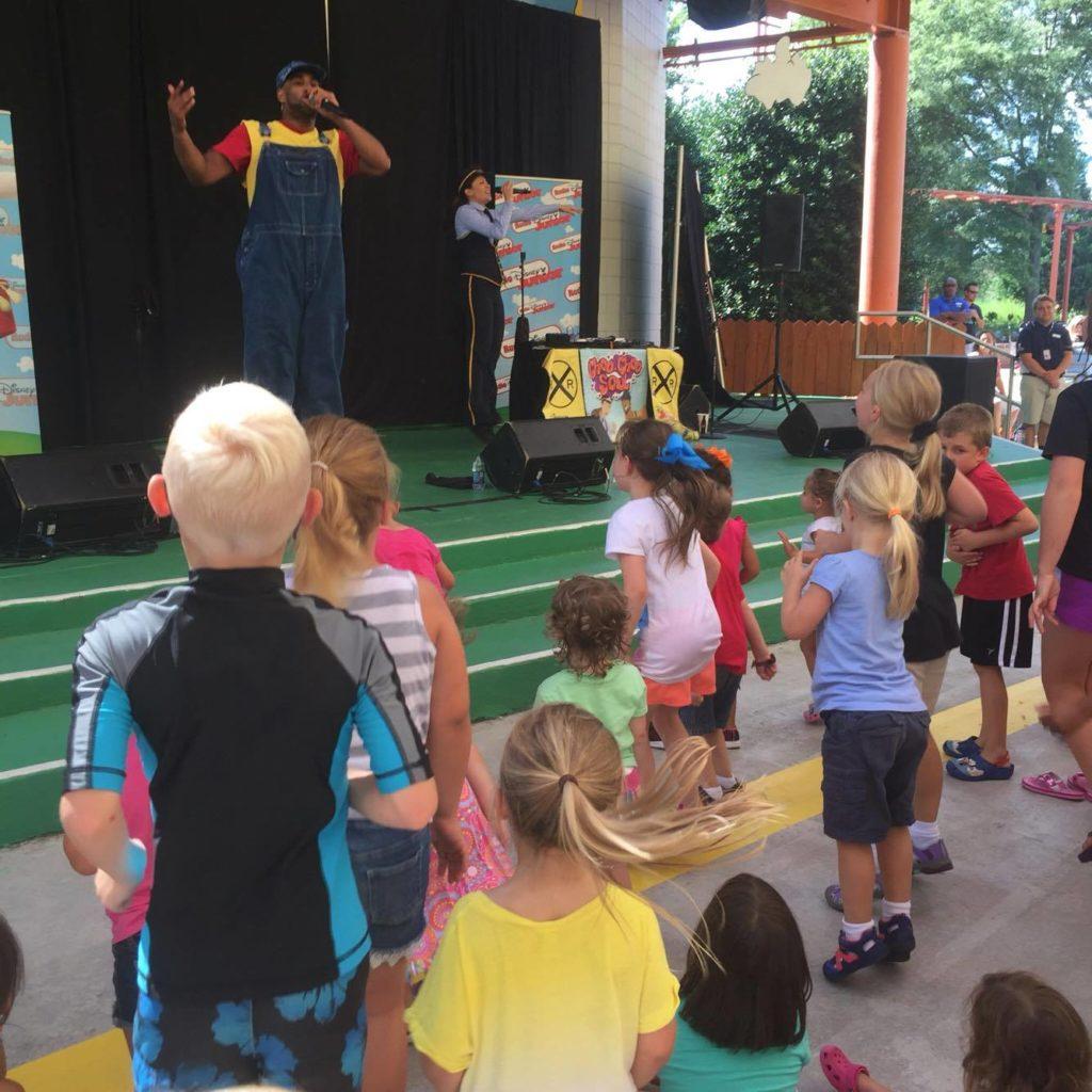 KidsFest - Choo Choo Soul - Carowinds - Columbia SC Moms Blog