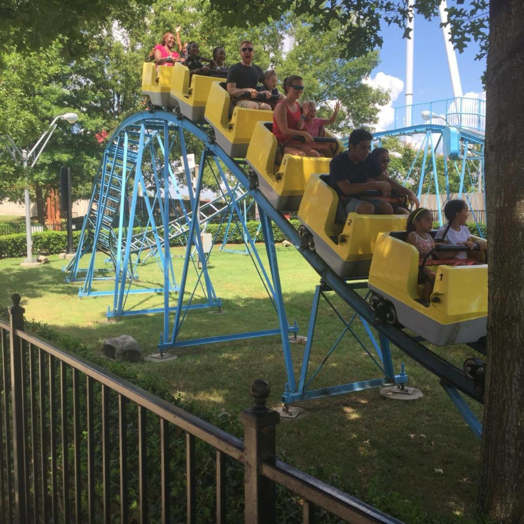 Woodstock Express - Carowinds - Columbia SC Moms Blog