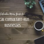 Guide to Consultant-Run Businesses In & Around Columbia
