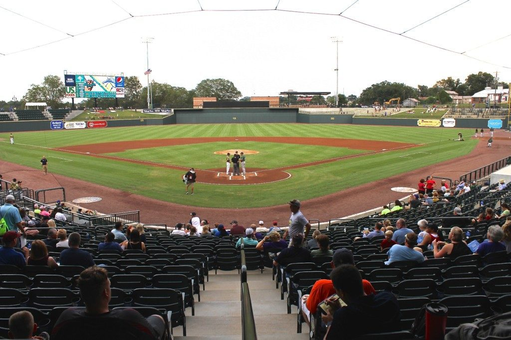Family-Adventures-In-Columbia-A-Firefiles-Baseball-Game-Columbia-City-Moms-Blog