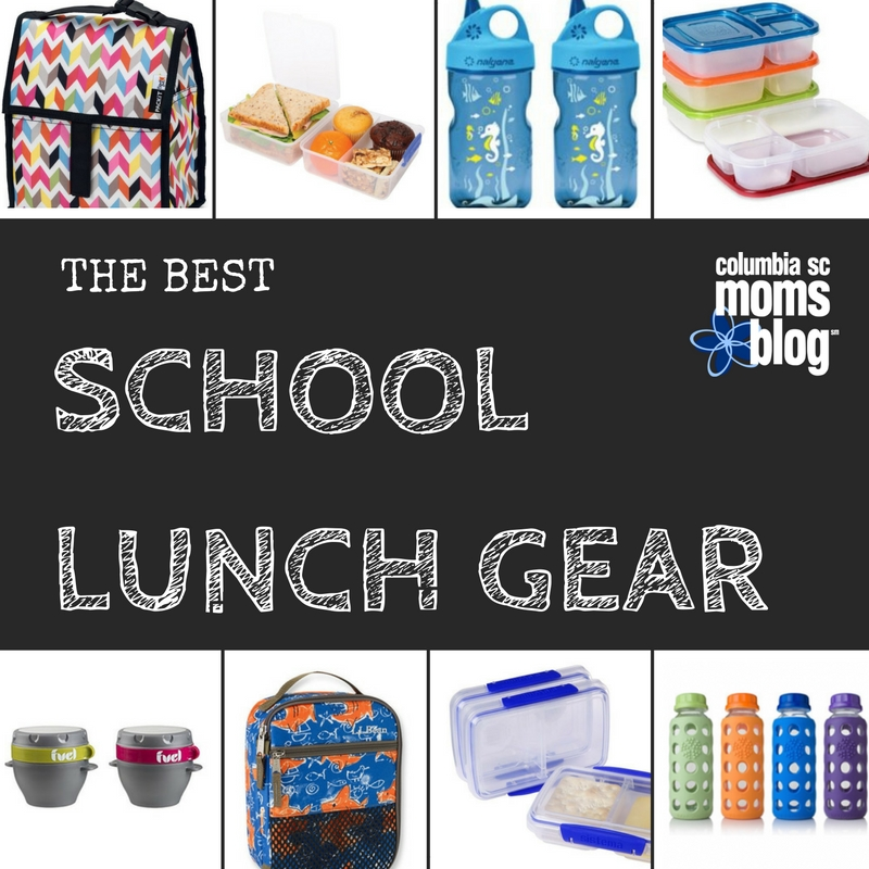 The BEST School Lunch Gear - Columbia SC Moms Blog