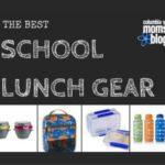 The BEST School Lunch Gear