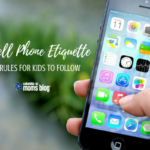 Cell Phone Etiquette :: 14 Rules for Kids to Follow