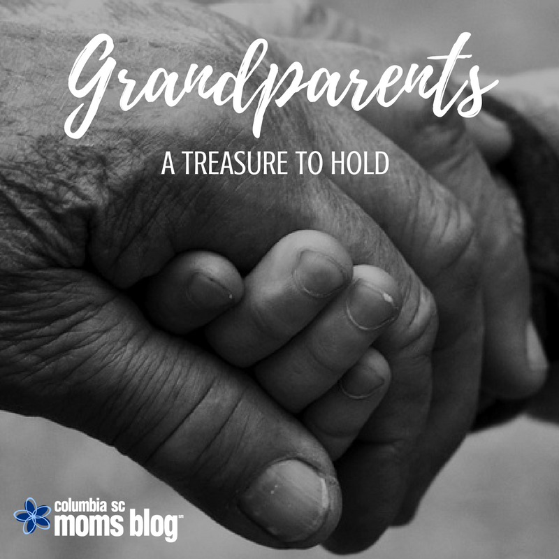 Grandparents Day - A Treasure to Hold - Columbia SC Moms Blog