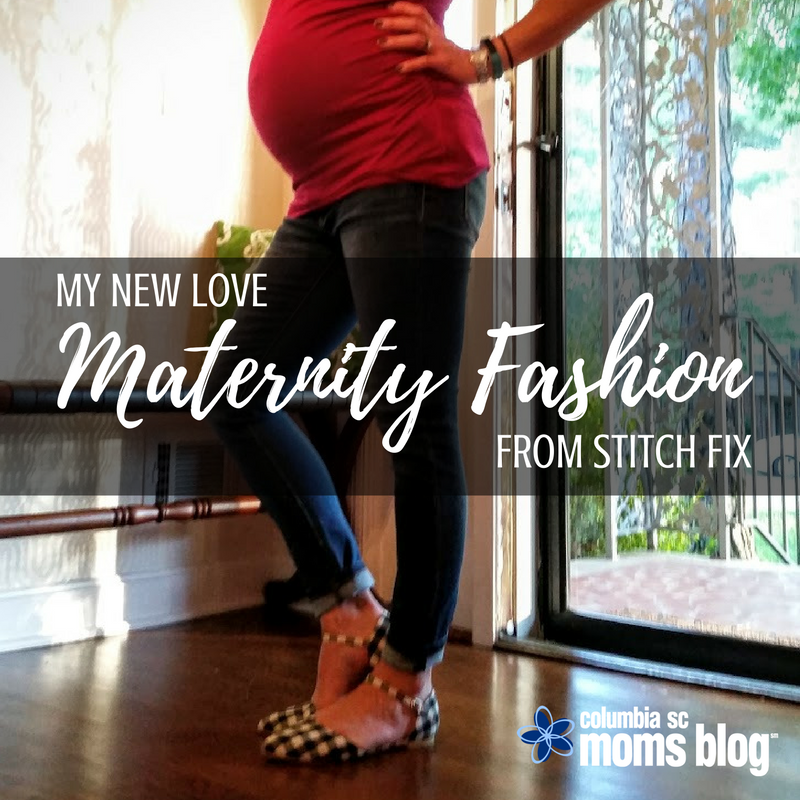 Maternity Fashion From Stitch Fix - Columbia SC Moms Blog
