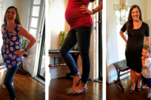 Maternity Fashion from Stitch Fix - CSCMB