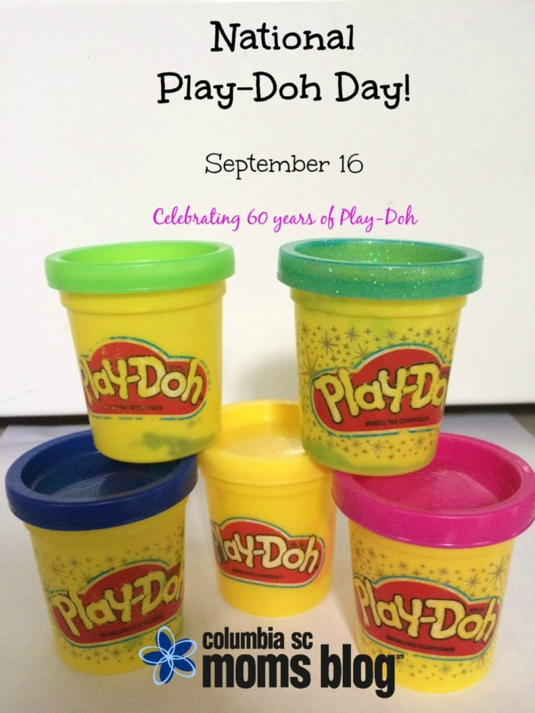 Celebrate National Play-Doh Day - 10 Facts - Columbia SC Moms Blog