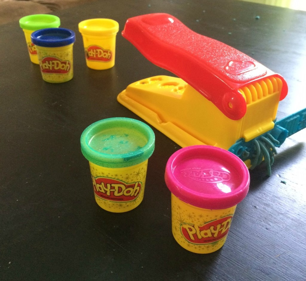 Celebrate National Play Doh Day