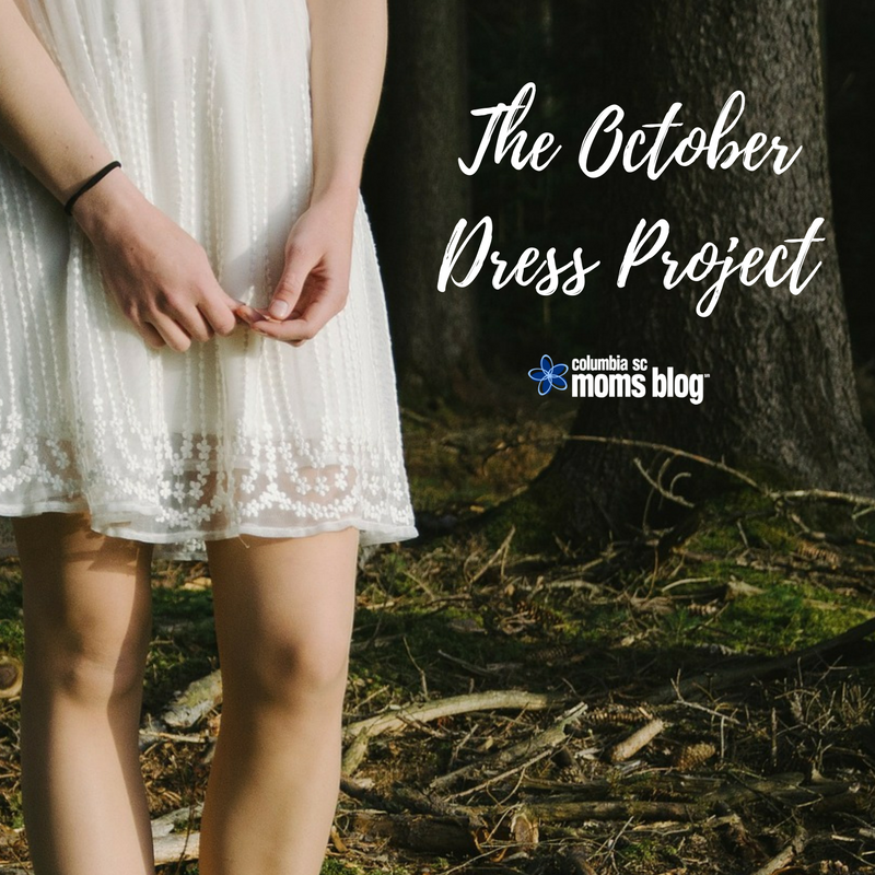 The October Dress Project - Columbia SC Moms Blog