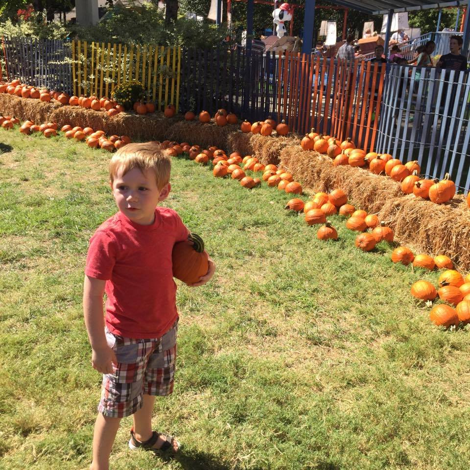 Carowinds The Great Pumpkin Festival - Columbia SC Moms Blog
