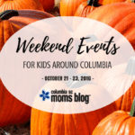 Weekend Events for Kids {Oct. 21-23}