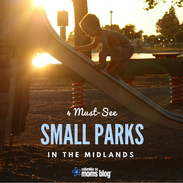 4 Must-See Small Parks in the Midlands - Columbia SC Moms Blog