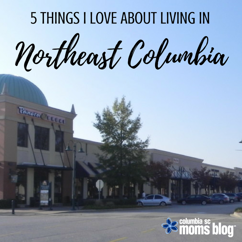 5 Things I Love About Living in Northeast Columbia   Columbia SC Moms Blog