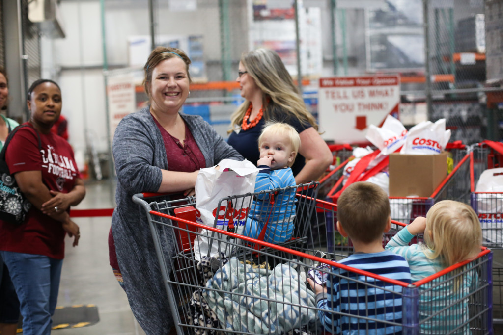Costco Mom Hour Recap - Columbia SC Moms Blog