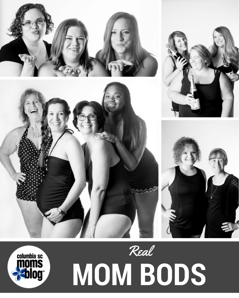 Real Mom Bods - Columbia SC Moms Blog
