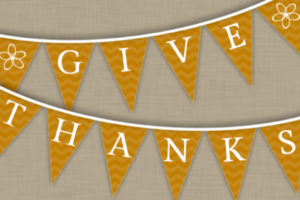 Thankful for You - Columbia SC Moms Blog