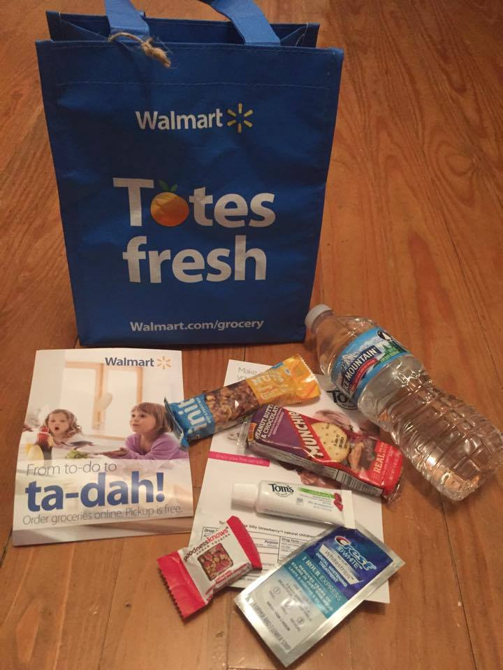 Easy & Fast - Walmart Online Grocery Shopping Free Gift | Columbia SC Moms Blog