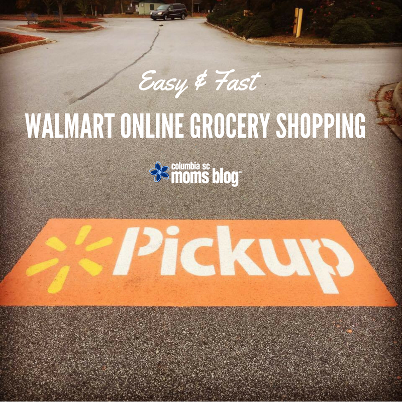 Easy & Fast - Walmart Online Grocery Shopping | Columbia SC Moms Blog
