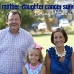 "Local Mother-Daughter Cancer Survivors Bring ""Waves of Hope"""