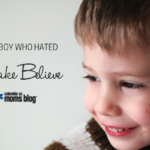 The Boy Who Hated Make Believe