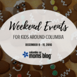 Weekend Events for Kids {Dec. 9 – 11}