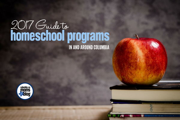 2017 Guide to Homeschool Programs in and Around Columbia | Columbia SC Moms Blog