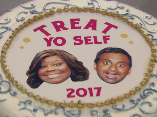 Your Year of More :: Taking #TreatYoSelf Seriously in 2017 | Columbia SC Moms Blog