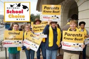 School Choice Rally